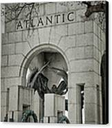From The Atlantic Canvas Print