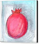 Fruitful Beginning Canvas Print by Linda Woods