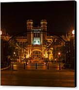 Fsu Westcott Building/ruby Diamond Auditorium Canvas Print by Frank Feliciano
