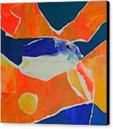 Fugue Canvas Print