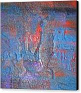 Funny Rain Canvas Print