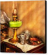 Furniture - Lamp - The Gas Lamp Canvas Print