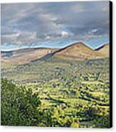 Galty Mountains 1 Canvas Print
