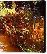 Garden Pathway Canvas Print