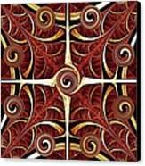 Gates Of Balance Canvas Print