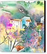 Gatova Spain 01 Canvas Print