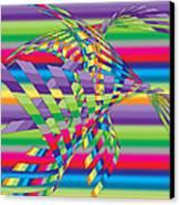 Geometric 3 Canvas Print by Mark Ashkenazi