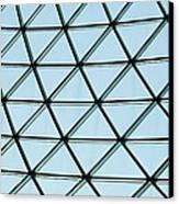 Geometric Charm Canvas Print by Christi Kraft