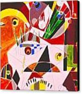 Geometric Essence  Canvas Print