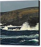 Georges Head Kilkee Canvas Print by Peter Skelton