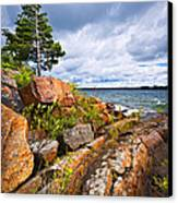 Georgian Bay Canvas Print