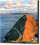 Gibraltar Canvas Print by JC Findley