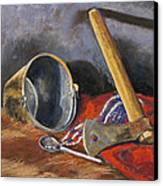 Gifts Of The Ax Makers Canvas Print by Jennifer Richard-Morrow