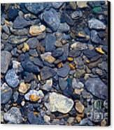 Glacier Till Canvas Print by Chris Heitstuman