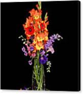 Glad Vase Canvas Print