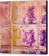 Glass Crossings 3 Canvas Print by Carol Leigh