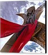 Godess Canvas Print by David Taylor