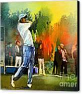 Golf In Gut Laerchehof Germany 01 Canvas Print