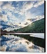 Good Morning Pemberton Canvas Print by James Wheeler