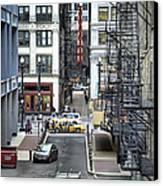 Goodman Chicago Canvas Print by Scott Norris
