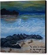Grace  Canvas Print by Kat Poon