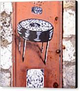 Graffiti Canvas Print by Roberto Alamino