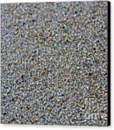 Grainy Sand Canvas Print by Michael Mooney