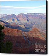 Grand Canyon Beauty Canvas Print by Janice Sakry