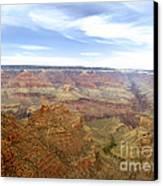 Grand Canyon  Canvas Print by Scott Pellegrin