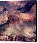 Grand Canyon Shapes Canvas Print by Eva Kato