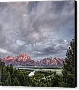 Grand Treeton Canvas Print