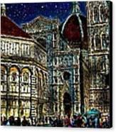 Grandeur Canvas Print by Cary Shapiro