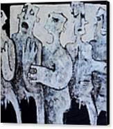 Grego No.2 Canvas Print by Mark M  Mellon