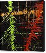 Grunge Canvas Print by Michael Jordan