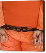 Guantanamo Protest Canvas Print by Jim West