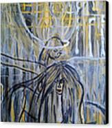 Guardian Whisper Canvas Print by Adriana Garces