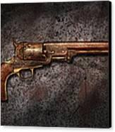 Gun - Colt Model 1851 - 36 Caliber Revolver Canvas Print