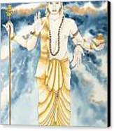 Guru Jupiter Canvas Print