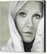 Gwyneth Paltrow Canvas Print