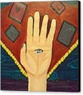 Gypsy Divinations Canvas Print