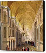Haghia Sophia, Plate 2 The Narthex Canvas Print
