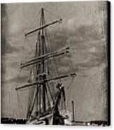 Halifax Harbour Canvas Print