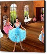 Hall Of Dance Canvas Print
