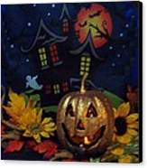 Halloween 2014 Canvas Print by Rosalie Klidies