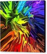 Hallucination Canvas Print by Chris Butler