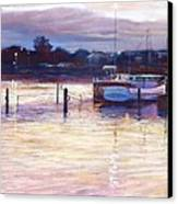 Harbour Lights - Apollo Bay Canvas Print