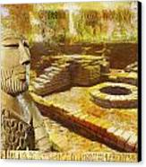 Harrappa Unesco World Heritage Site Canvas Print