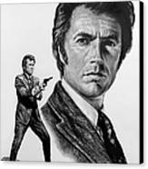 Harry Callahan Canvas Print by Andrew Read