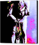 Harry Houdini - 20130208 Canvas Print