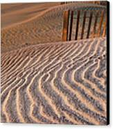 Hatteras Dunes Canvas Print by Steven Ainsworth